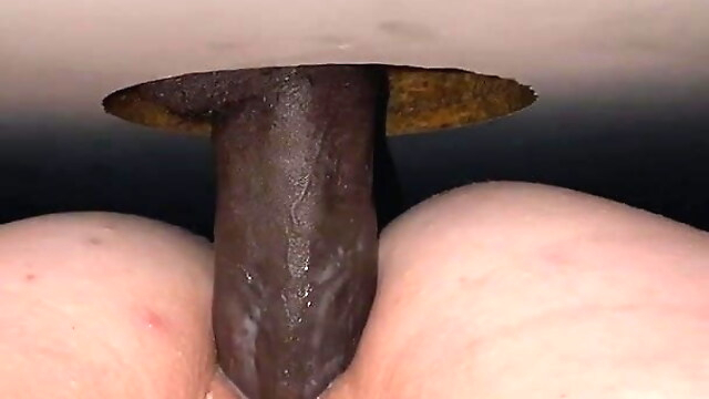 Tube Sex  - Gloryhole creampie gangbang - sloppy seconds from strangers creampie