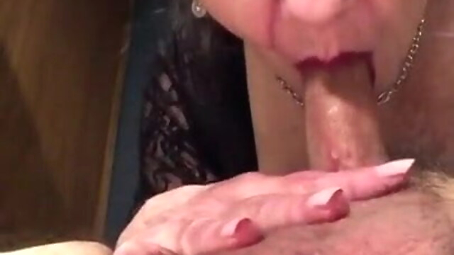 Tube Sex  - GILF Mistress with the Bottomless Throat (BWC Sloppy) mature