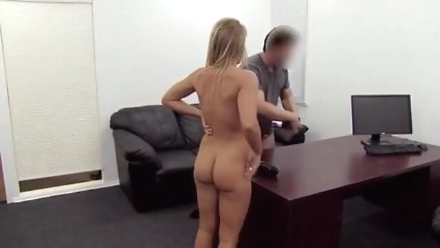 Tube Sex  - Blonde Casting blonde