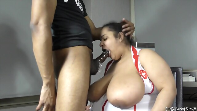 Tube Sex  - Cristina Negron - Breasts Under Arrest...unless.... In Hd big cock
