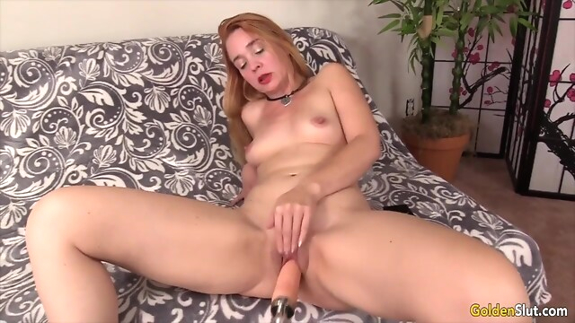 Tube Sex  - Golden Slut - Curious Mature Babes Try Fucking Machines Compilation compilation