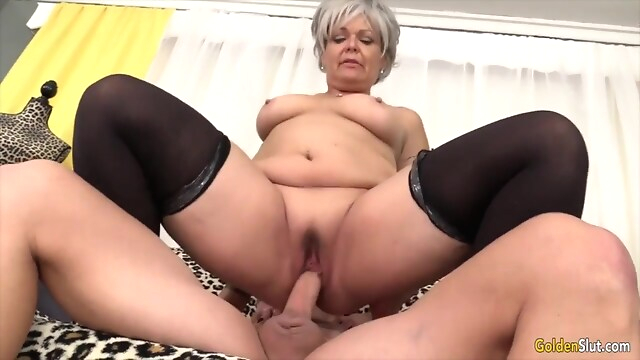 Tube Sex  - Golden Slut - Older Hotties Need a Good Railing Compilation brunette