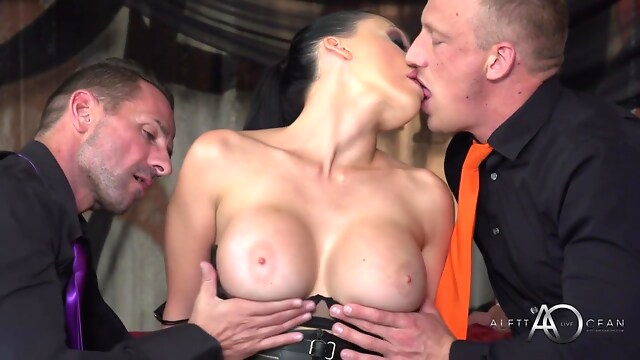 Tube Sex  - Aletta Ocean - Aletta Goes Again big ass