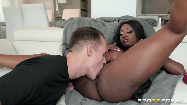 Tube Sex  - Diamond Jackson - Eye On The Infield big cock