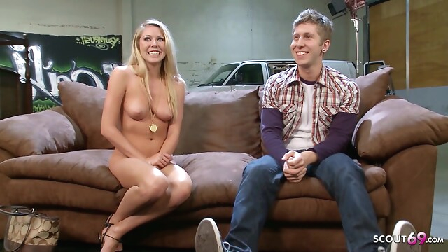 Tube Sex  - White Monster Cock Nerd Suprise With Fuck Cute College blonde
