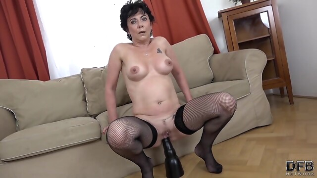 Tube Sex  - Granny Takes Bbcs big cock