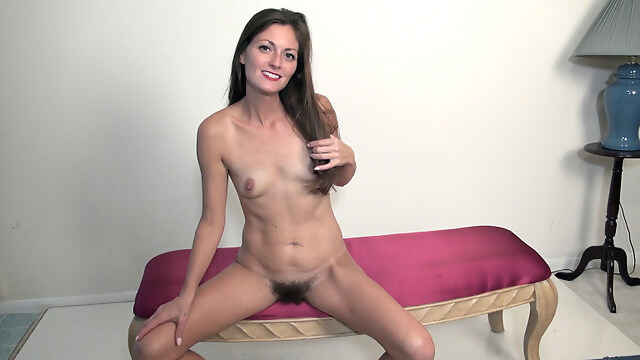 Tube Sex  - Vanessa Bush masturbates on her kitchen counter - Compilation - WeAreHairy brunette
